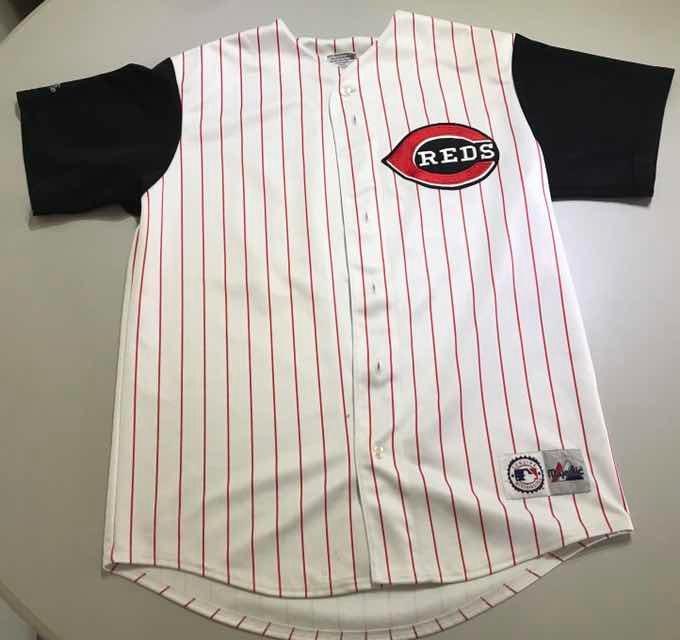 promo code ca9ef 5c2e4 Jersey Retro Mlb Cincinnati Reds Griffey L 142 - $ 1,000.00