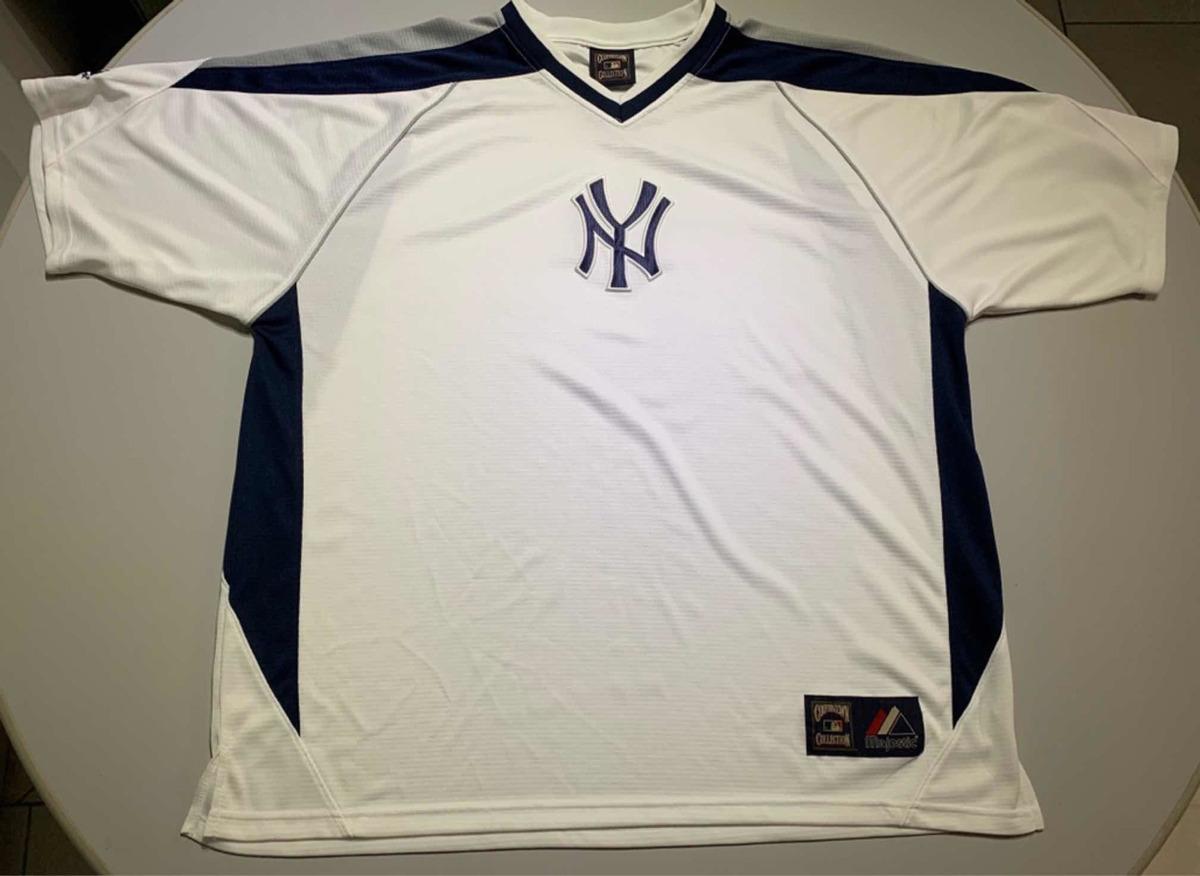 size 40 a72d8 5d7ba Jersey Retro Mlb New York Yankees Xl 184 - $ 800.00