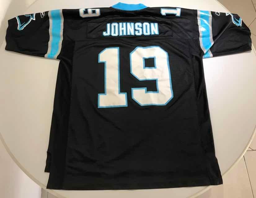 wholesale dealer cad81 852c7 Jersey Retro Nfl Carolina Panthers Xl 518 - $ 600.00