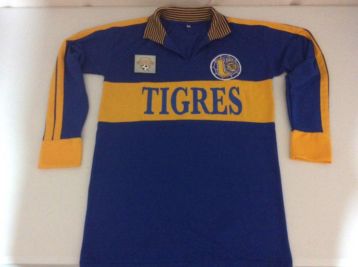 8a27933284a Jersey Retro Tigres