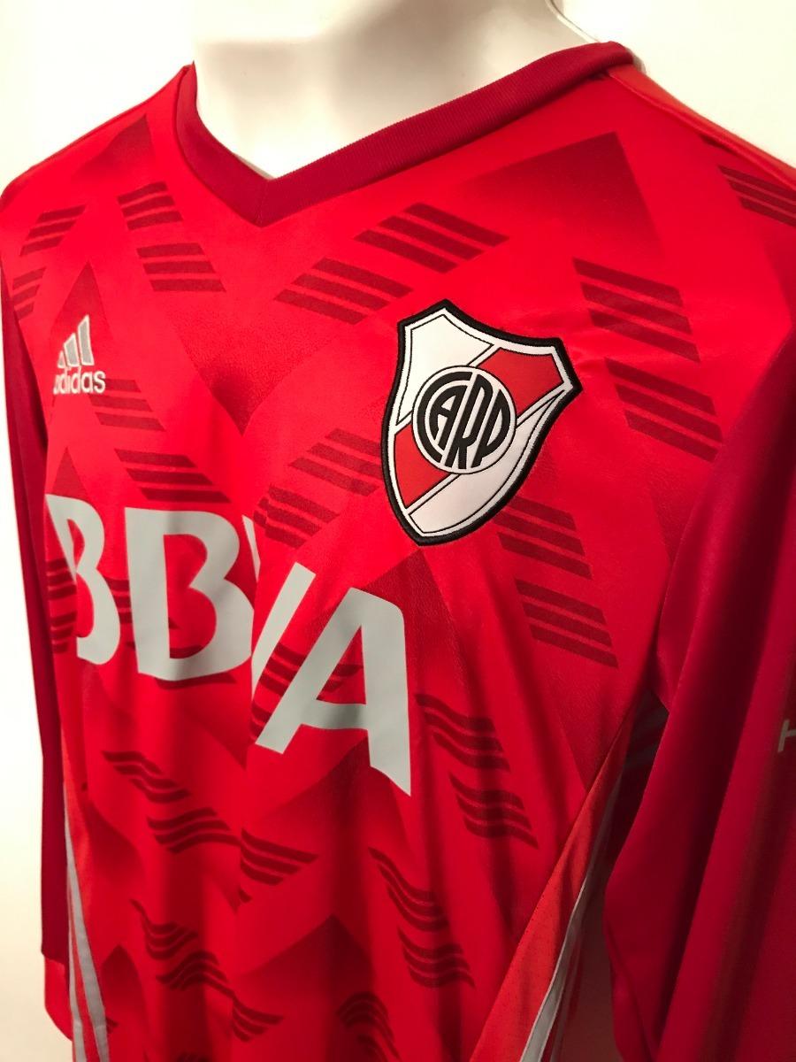 Jersey Visitante River Plate De Argentina Original M l -   1 832204613891b