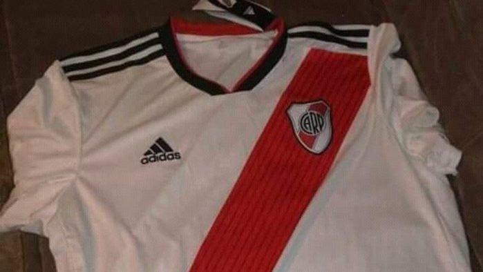 venta outlet artesanía exquisita diseño atemporal Jersey River Plate Local Blanca Roja adidas 2019 Original Ga