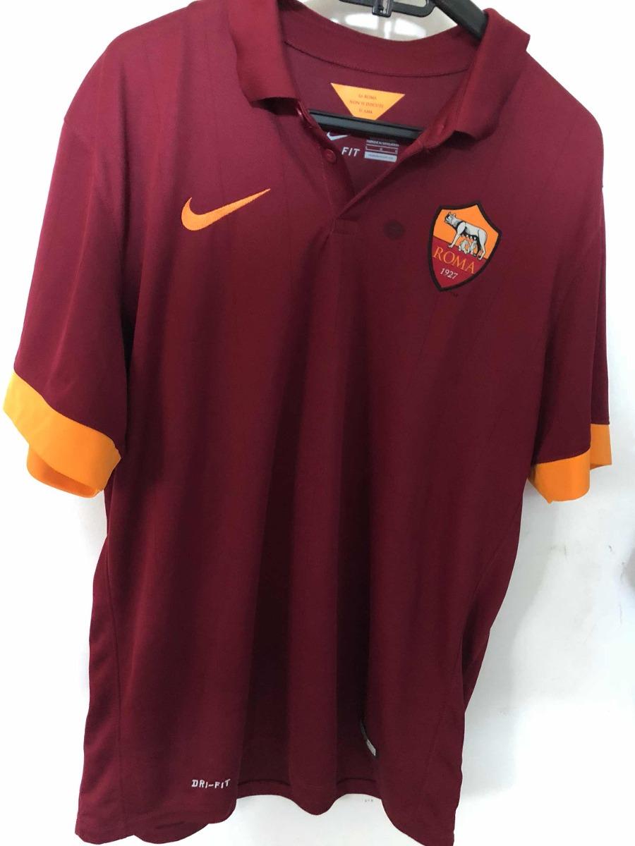 Jersey Roma Nike -   699.00 en Mercado Libre 4d657e3a5e484