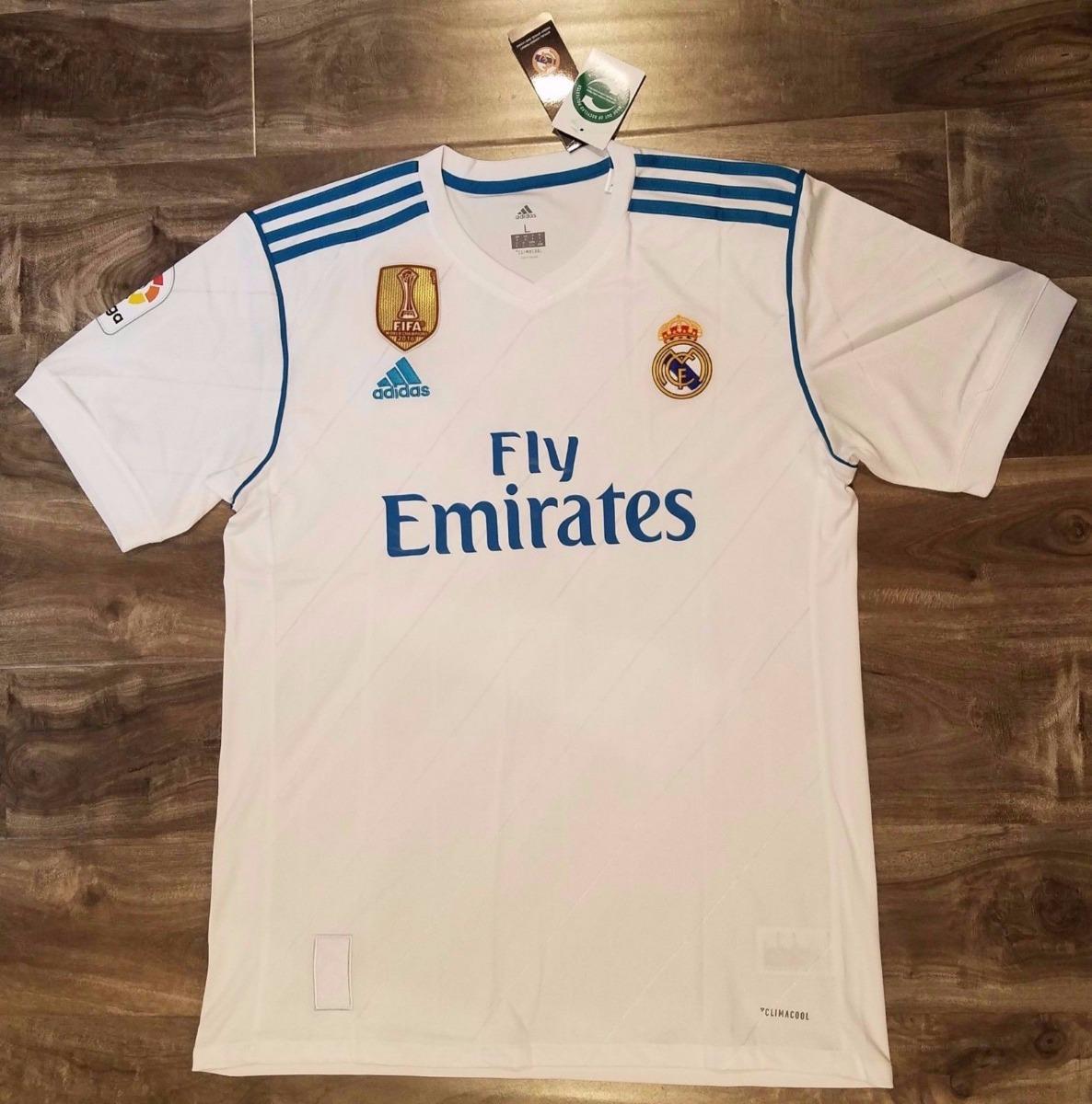 Jersey Ronaldo Local Temporada 2018-2017 Climacool -   599.00 en ... dfd7adf19b7c5