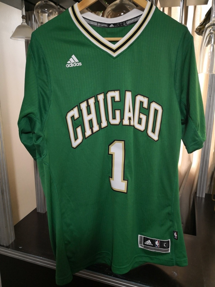 new arrival 97871 8ed09 Jersey Rose Chicago Bulls adidas