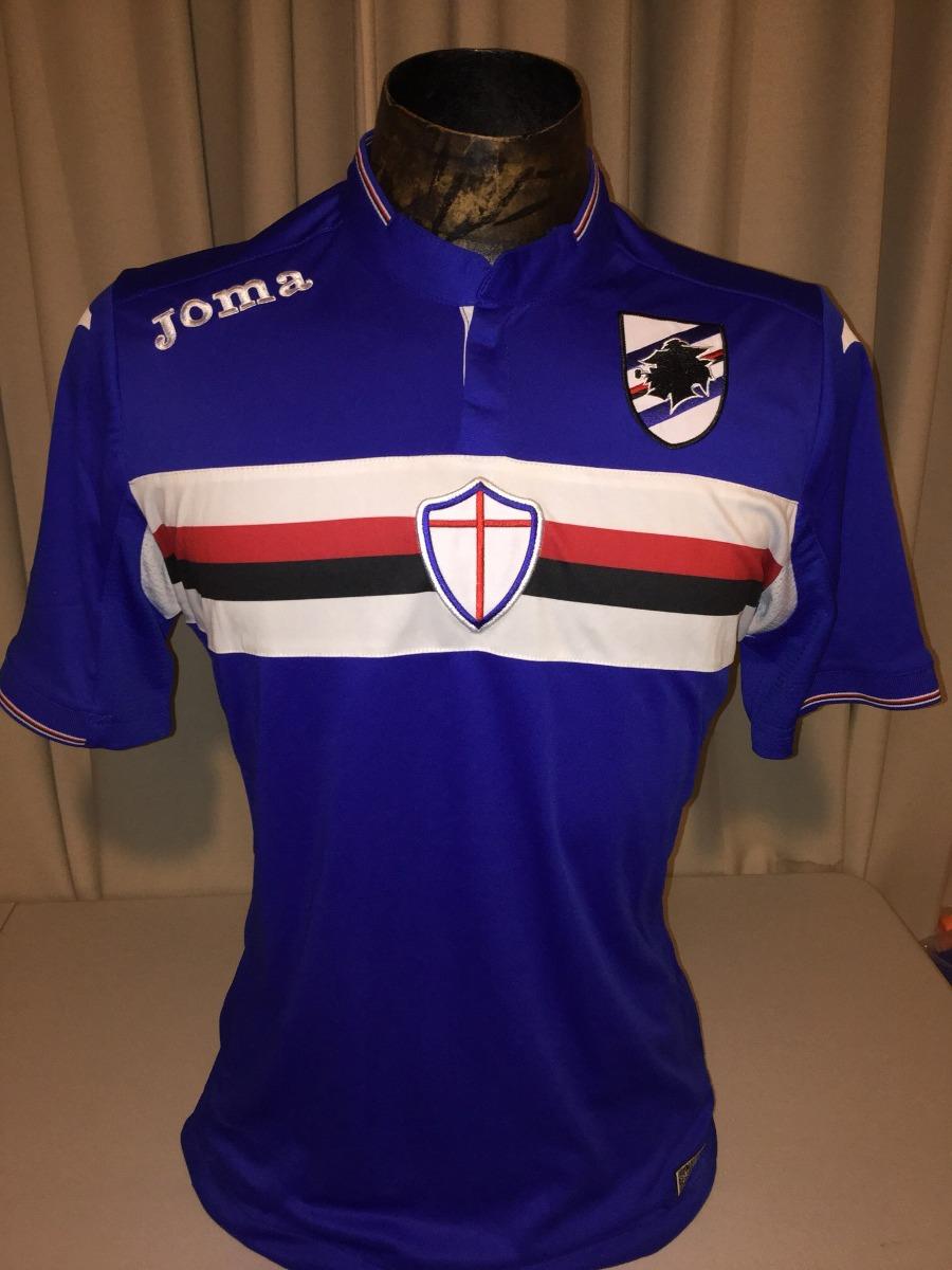 Jersey Sampdoria Joma 2016 Serie A -   850.00 en Mercado Libre 61e5e2617f4db