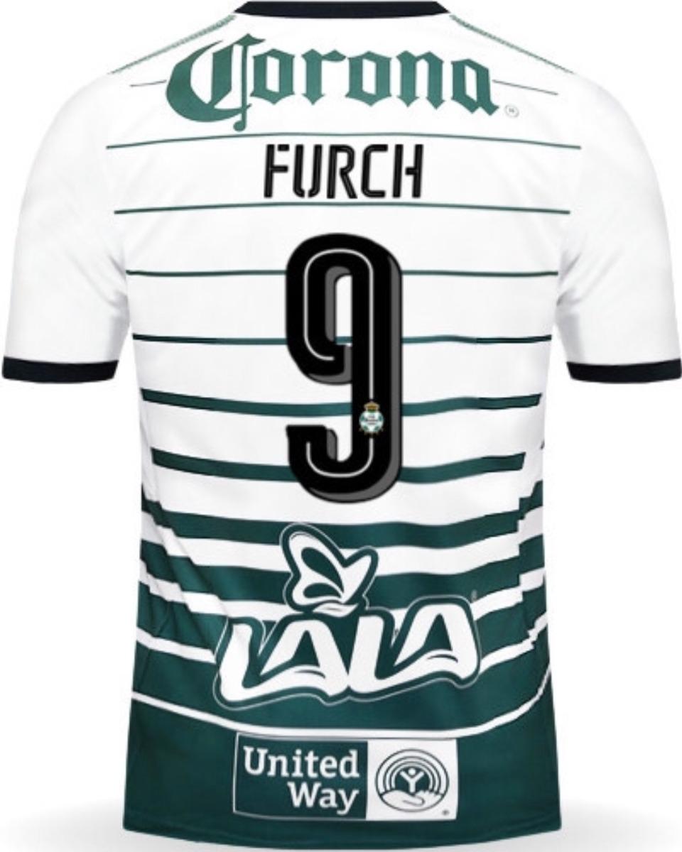 Jersey Santos Laguna 2018 Local Julio Furch Envío Gratis -   848.00 ... 0bfd0fd47