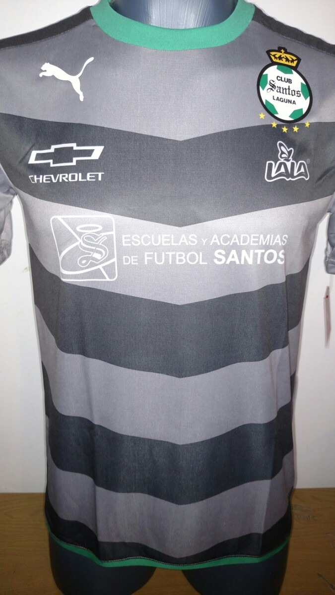 Jersey Santos Laguna Niño 2015 Local Puma Original -   515.00 en ... 0b96dd324cc6f