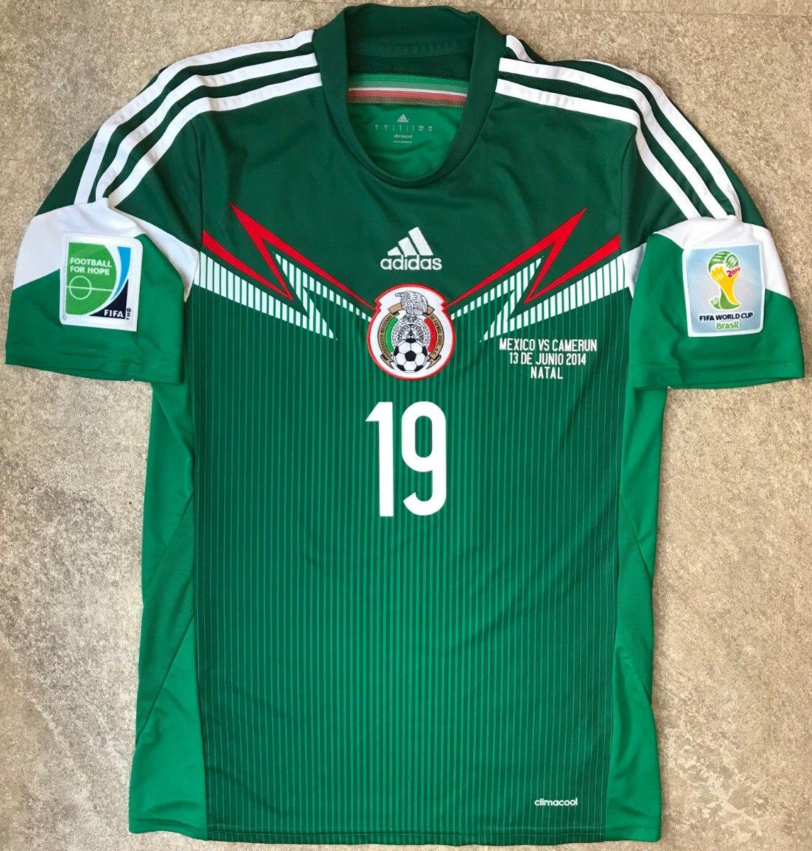 cb5a9d4fba1 Jersey Santos México 2014 Oribe Peralta Club América - $ 1,349.00 en ...