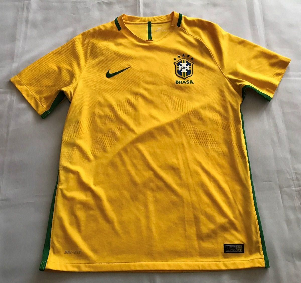 big sale a26b2 e1b51 Jersey Selección De Brasil Nike Original Neymar Versión Juga - $ 1,399.00