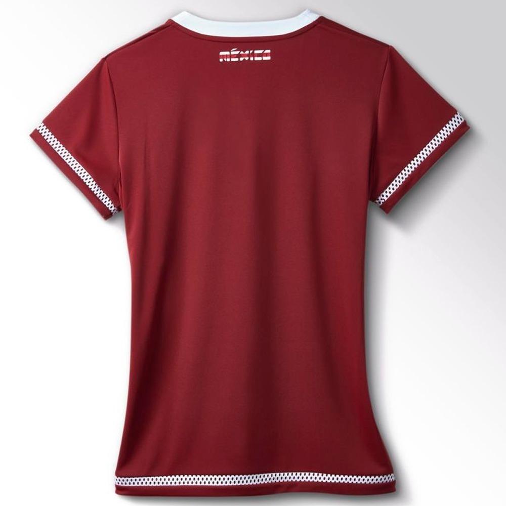 1f5258c74dcf2 jersey seleccion de mexico visitante mujer adidas s01975. Cargando zoom.