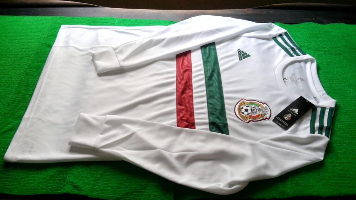 0892815c3894f Jersey Seleccion Mexicana 2018 Original Manga Larga -   550.00 en ...