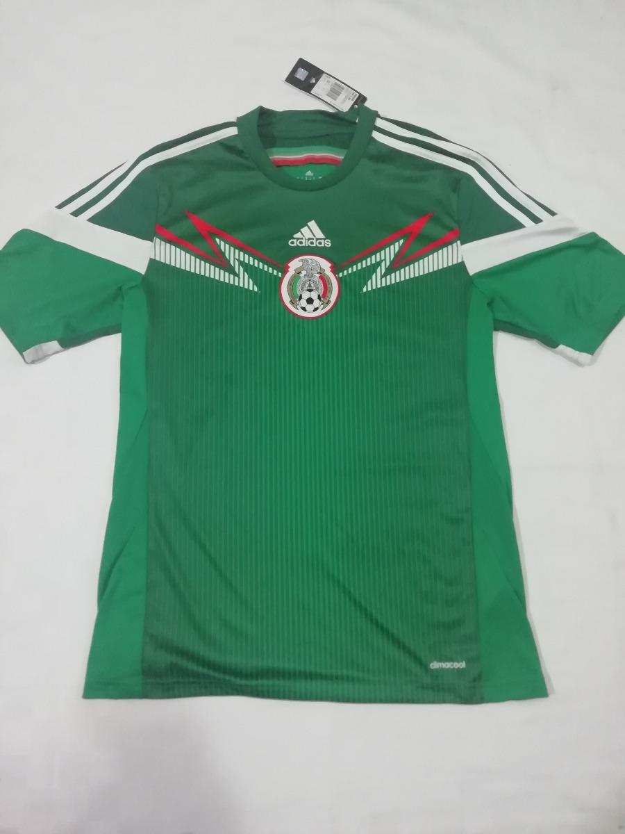 Jersey Seleccion Mexicana adidas Mexico Fmf Talla M Adulto