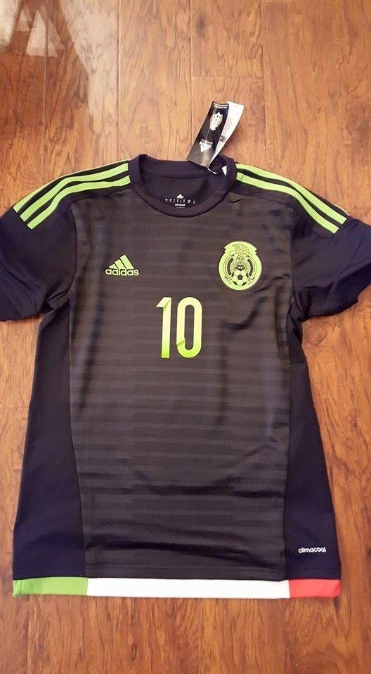 jersey seleccion mexicana mexico 2015 local adidas c num. Cargando zoom. 7649216ce3a1f