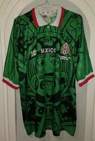 e6bdf00a0de Jersey Mexico 1998 Aba - Jerseys Selecciones Mexico en Mercado Libre México