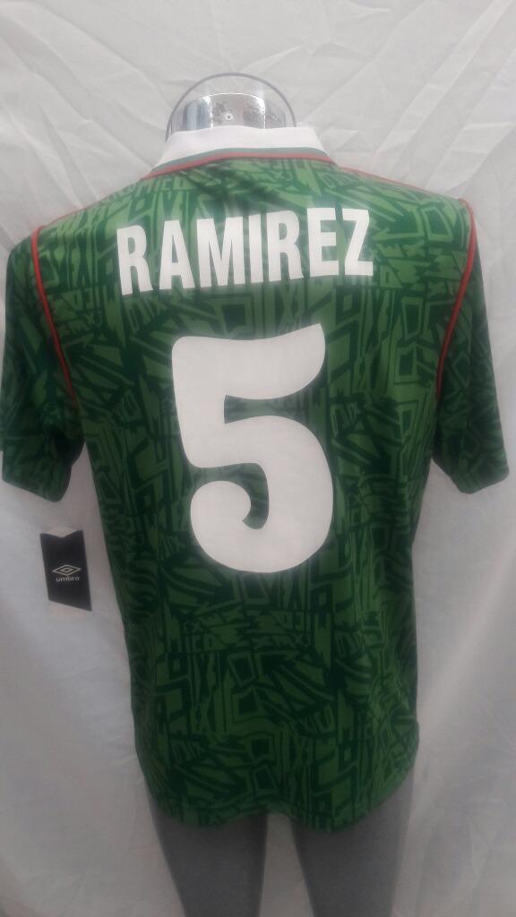 jersey seleccion mexicana ramon ramirez 1994 talla m local. Cargando zoom. a3a7d7ba31cac