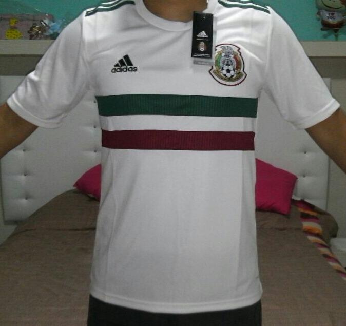 Jersey Seleccion Mexicana Visita -   550.00 en Mercado Libre bcea9fa3c1c1f