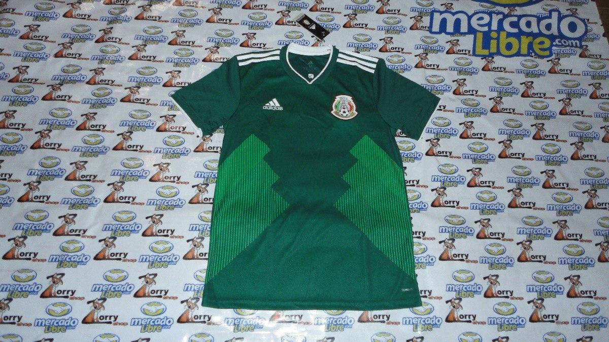 jersey adidas seleccion de mexico local rusia 2018. Cargando zoom... jersey  seleccion mexico. Cargando zoom. 602b673e2a829