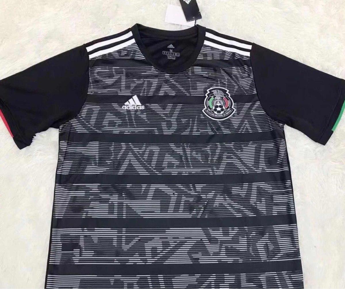 533b214ad6e77 Jersey Selección Mexicana Mexico 2019 Copa Oro -   800.00 en Mercado ...