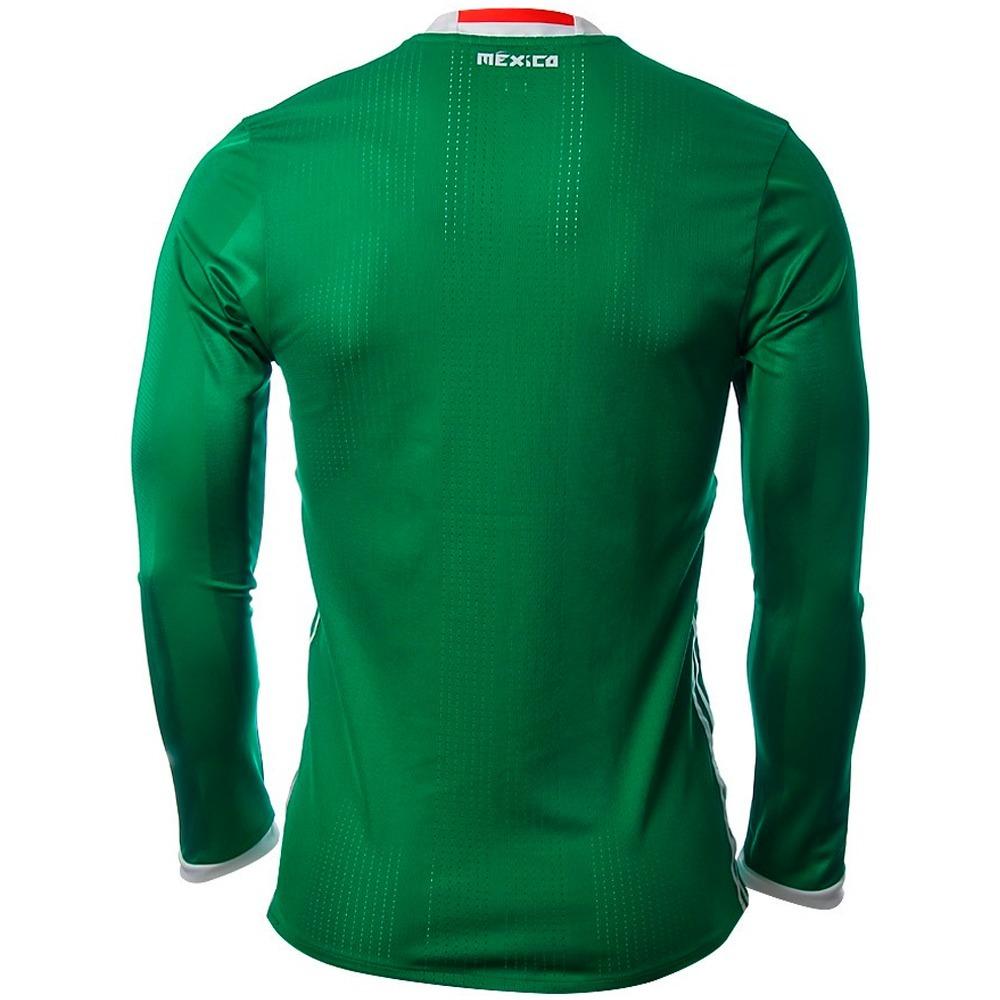 Jersey Profesional Seleccion De Mexico Hombre adidas Ac2726 ... 22bd898e59849