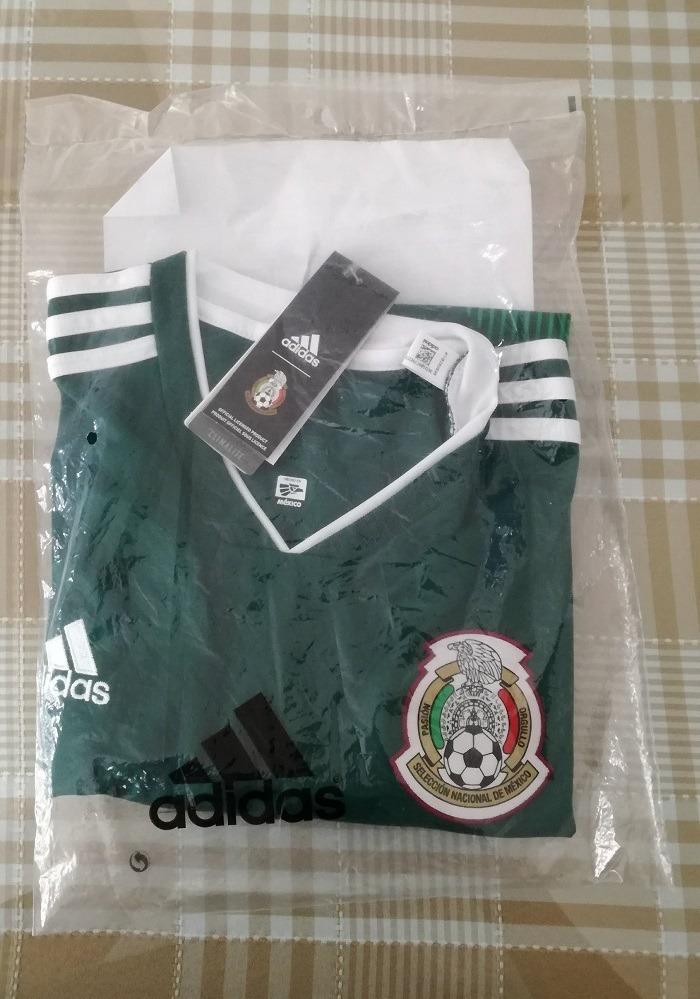 Jersey   Player Seleccion Mexicana - Mexico - Rusia 2018 -   990.00 ... 3b61fab91bbd2