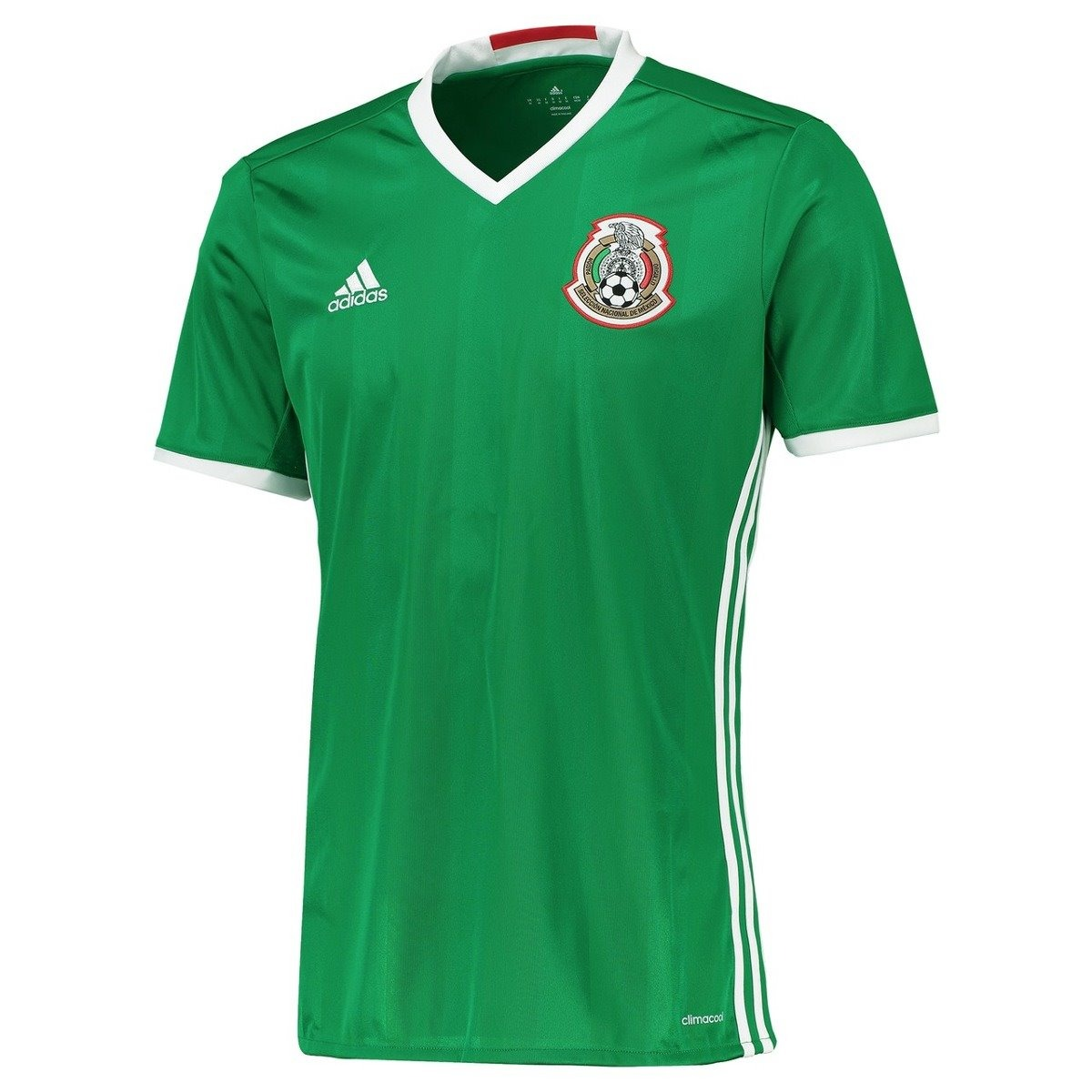 Jersey Seleccion Mexico Verde Local Adizero 2015 16 17 -   799.00 en ... 171d39a1106cf