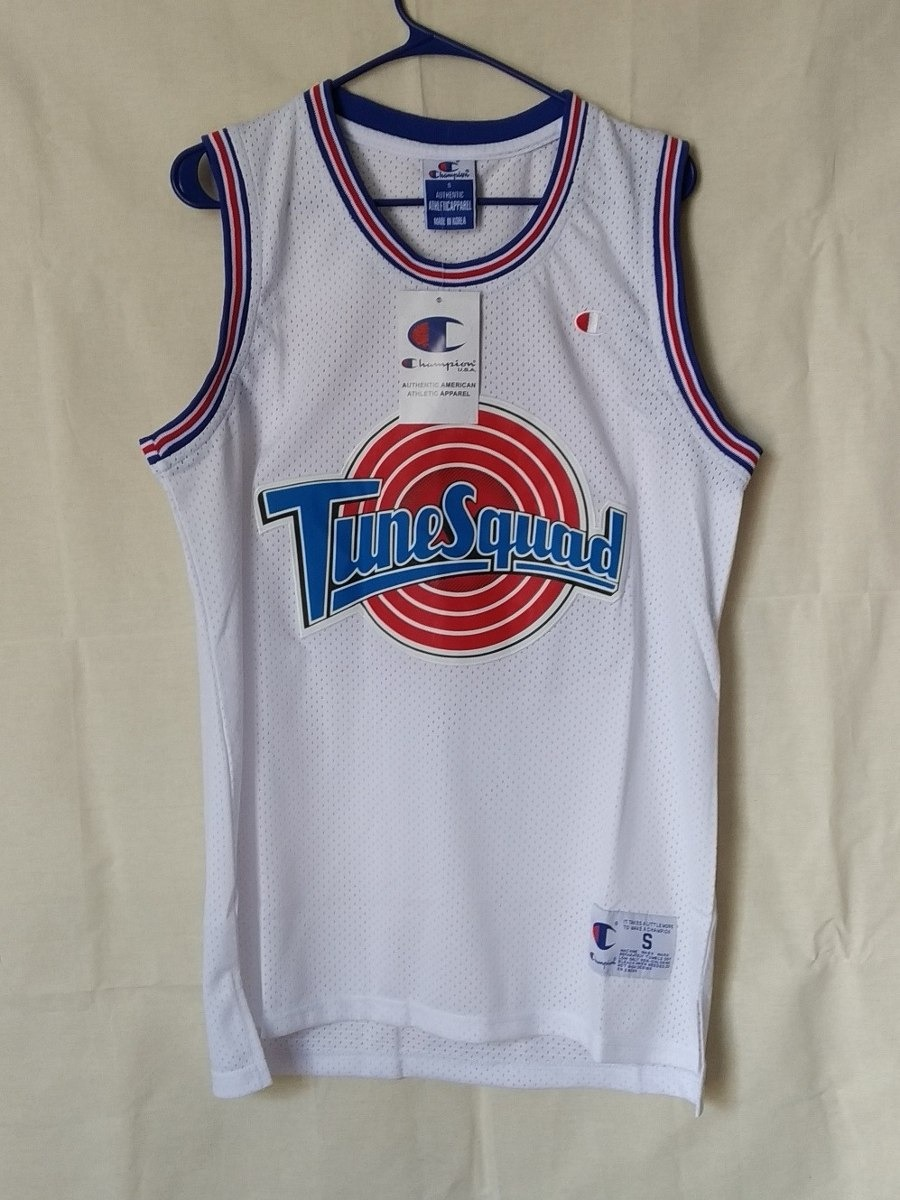 wholesale dealer 0f8e7 c0a59 Jersey Space Jam Tune Squad Michael Jordan Champions
