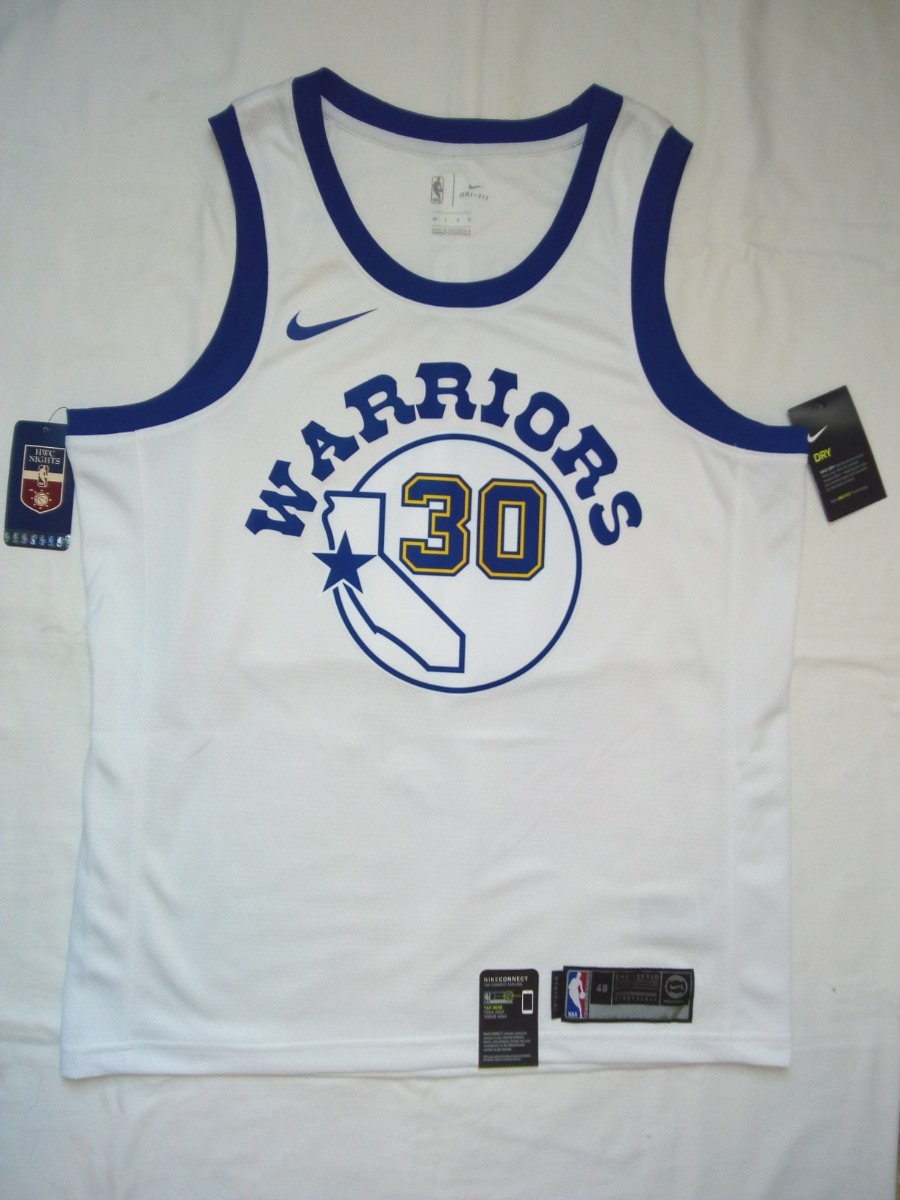 new styles 0e5a4 ded00 Jersey Stephen Curry Golden State Nba Nike Talla L Original - $ 1,250.00