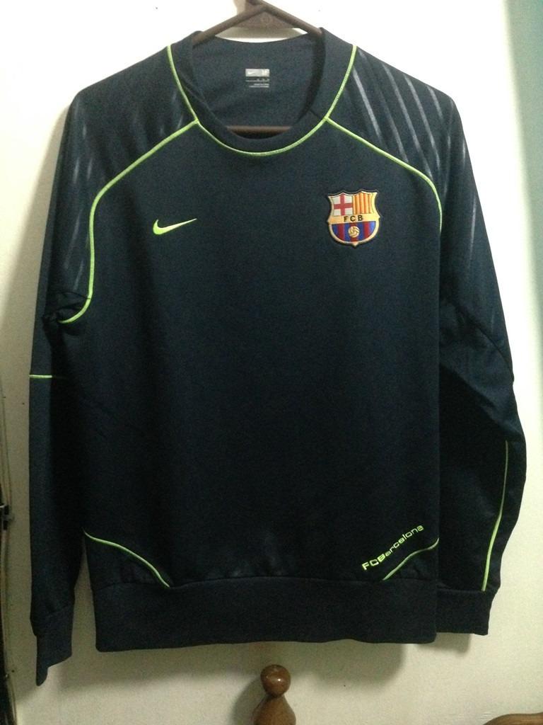 Jersey-sueter Nike Barcelona -   699.00 en Mercado Libre c542490bbc2