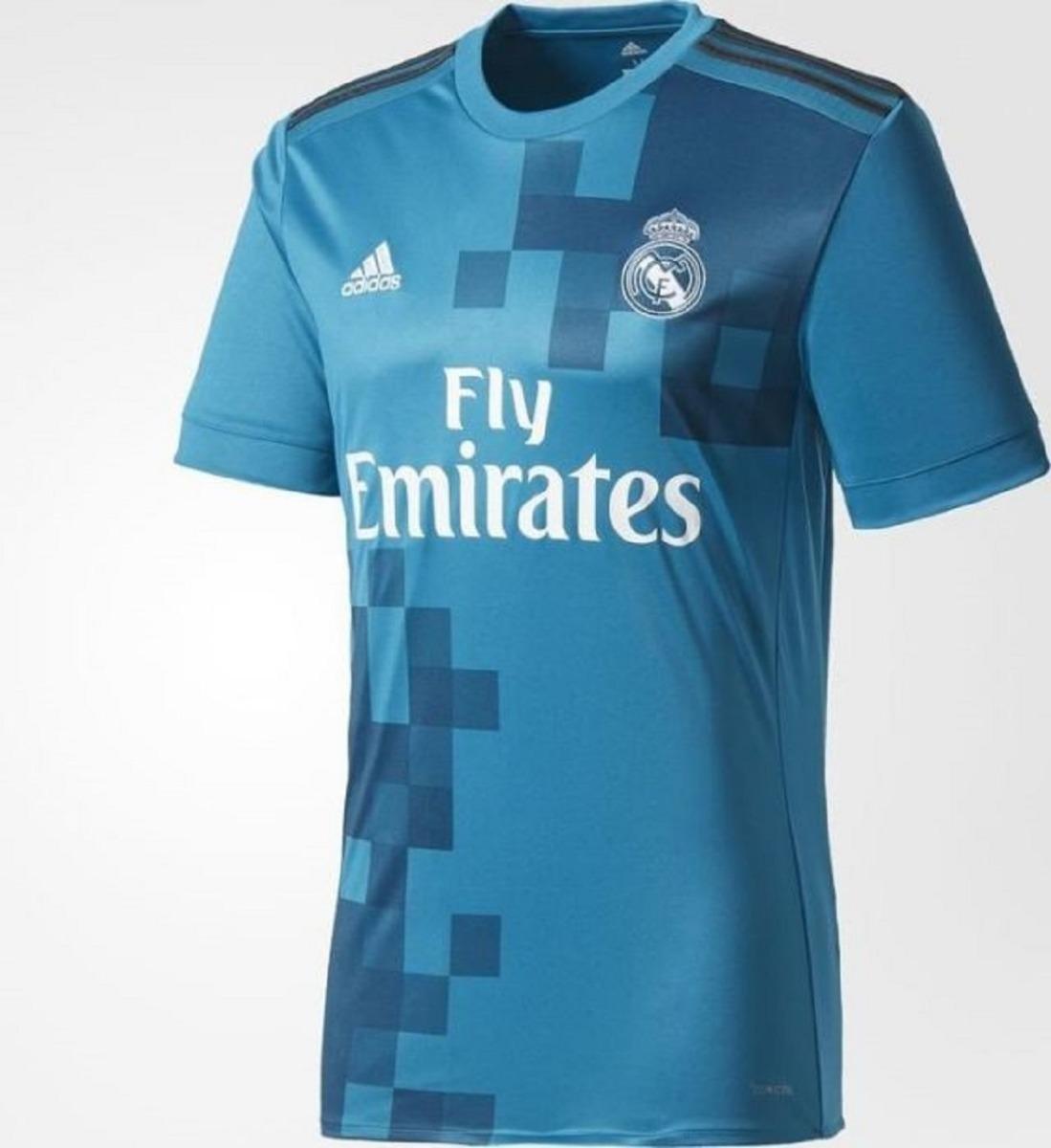 9c0c315d944a4 Jersey Tercer Uniforme Real Madrid 2018 adidas Nepa -   715.00 en ...