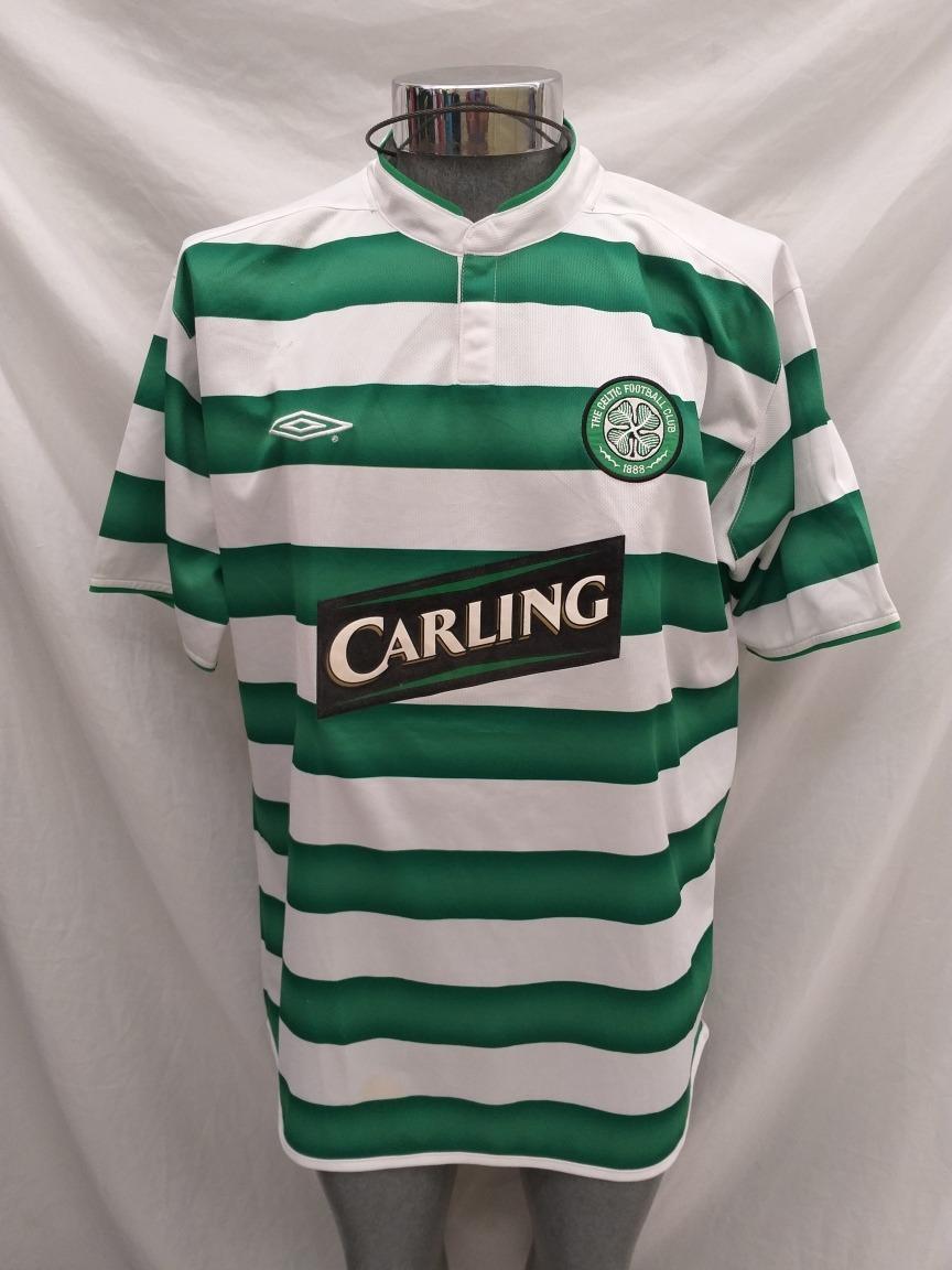 wholesale dealer d6b70 88931 Jersey The Celtic Football Club 2003 100 Años
