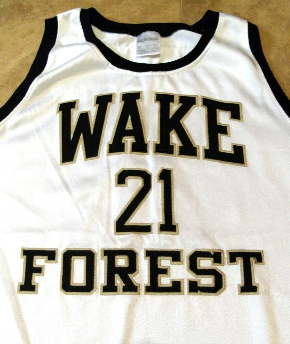 hot sale online 154dc 6ebe9 Jersey, Tim Duncan, 2xl Adulto, Spurs, Wake Forest, adidas - $ 699.00