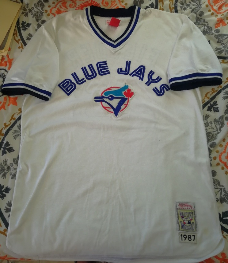 lowest price d7885 ce8eb Jersey Toronto Blue Jays, Mitchell & Ness, #23 Fielder, 3xl