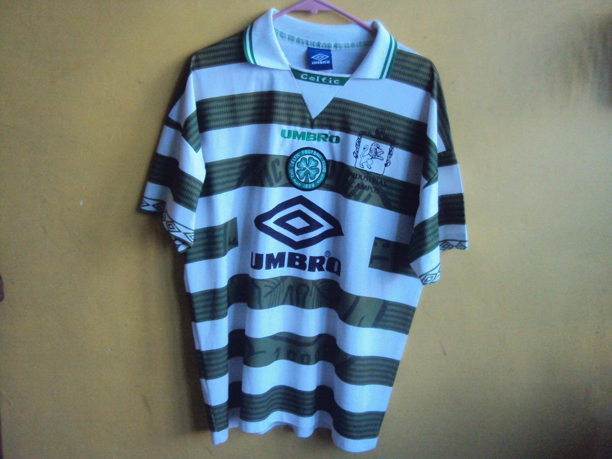 huge discount e9da8 aa166 Jersey Umbro Celtic Football 90`s - $ 150.00