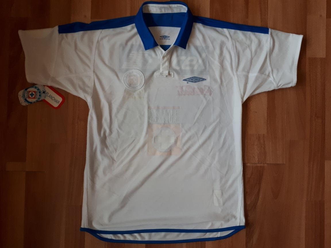 b380302ff59 jersey umbro club cruz azul visita 2004-05 nueva de epoca m. Cargando zoom.