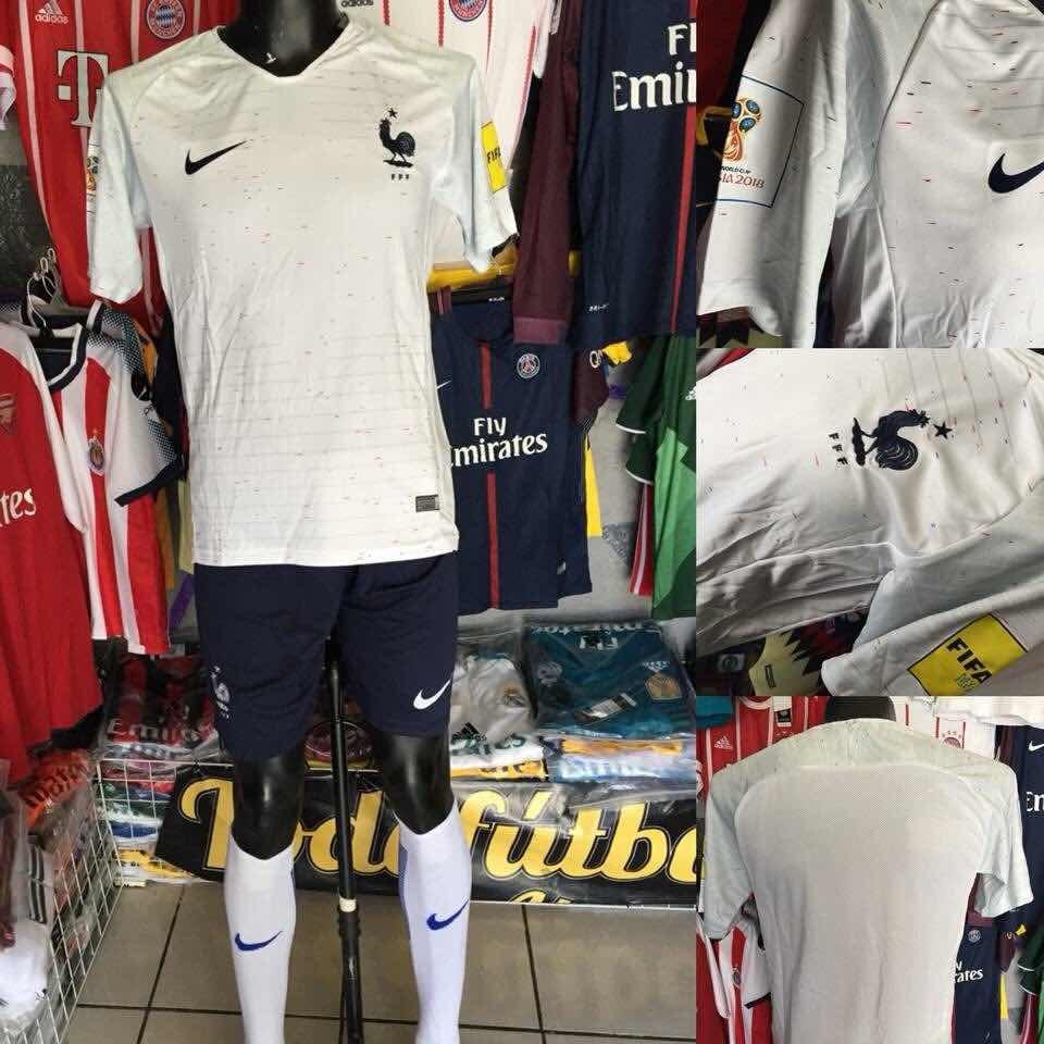 099abf45002 jersey uniformes selecciones francia alemania brasil mexico. Cargando zoom.