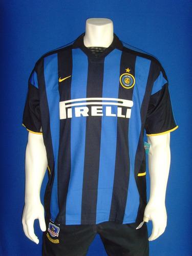 jersey utileria - inter de milan 2002 / 2003
