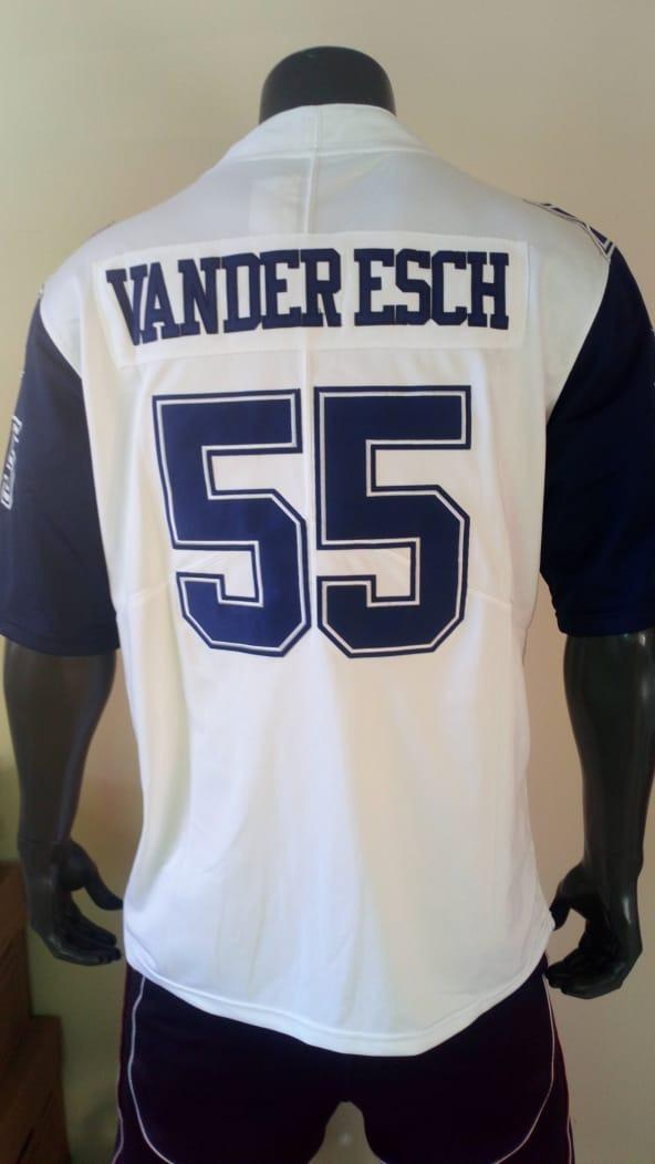promo code 233f4 88b9e Jersey Vander-esch Cowboys Talla Mediana Hombre Dallas