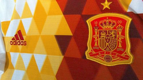 jersey visitante de españa (euro 2016) ** envío gratis **