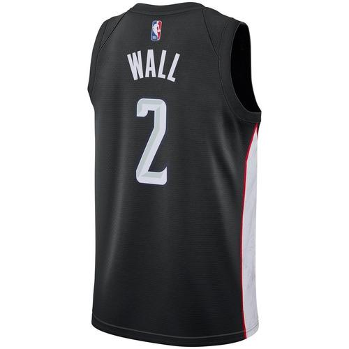 jersey  washington wizards john wall nike black city edition