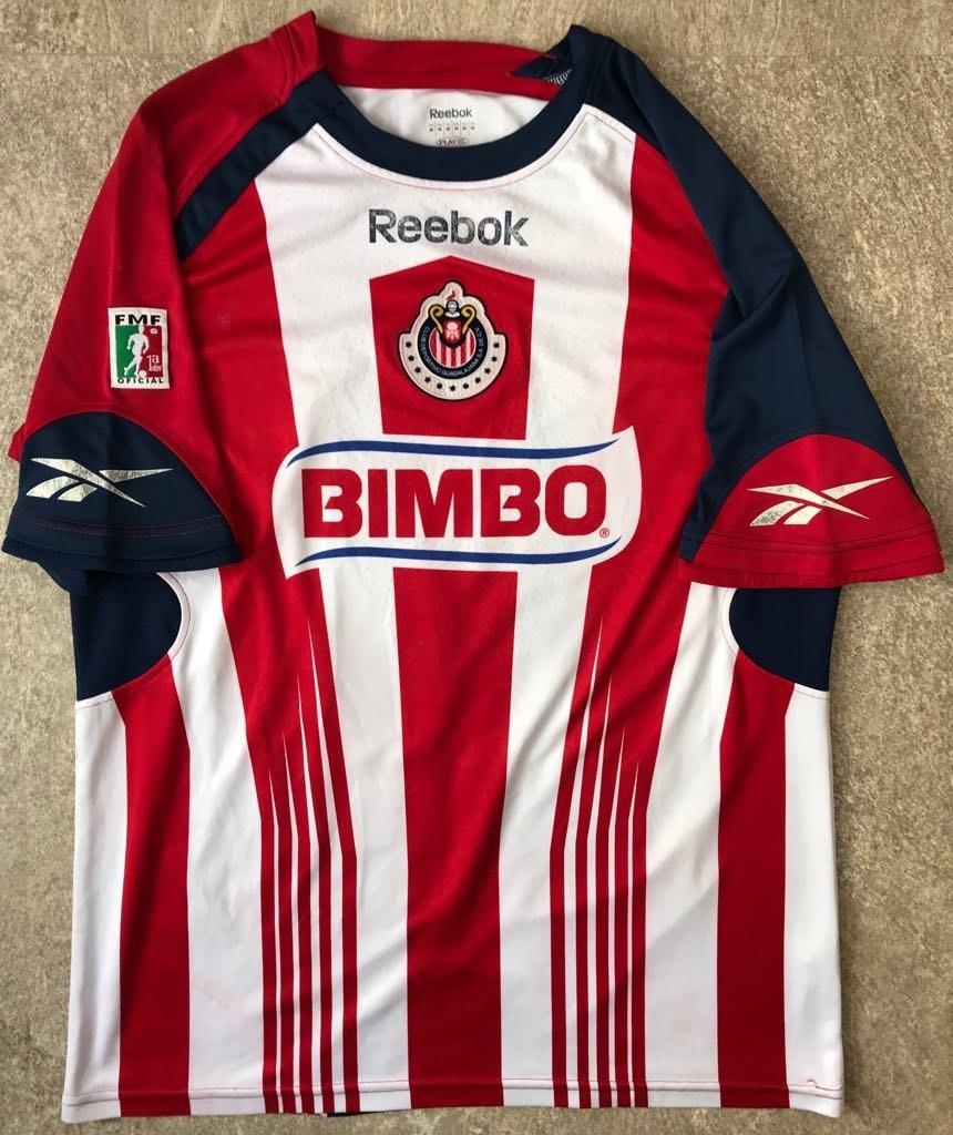d67d64ca5 Jersey West Ham Chivas 2009 Chicharito Guadalajara -   849.00 en ...
