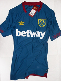 new concept 72f95 92781 Jersey West Ham United 18-19, Umbro Original, Away, No Chelsea