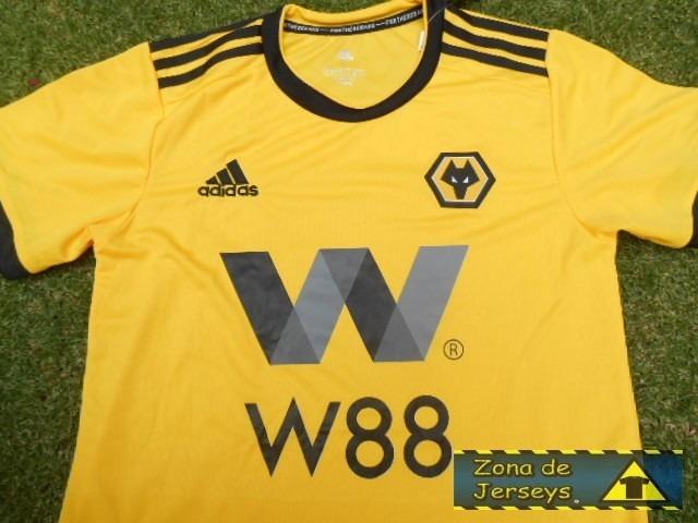 c6bdfedaa9d Jersey Wolwes Raul Jimenez 9 Wolverhampton Wanderers 2019 -   600.00 ...