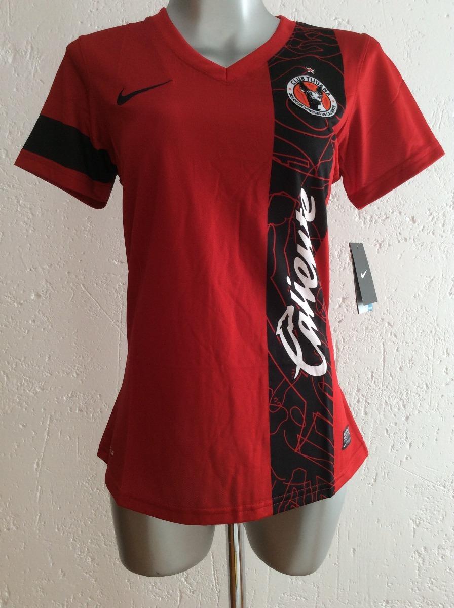 Jersey Xolos Tijuana Local Dama Mujer 2013 Marca Nike -   369.00 en ... 808afe89f444b