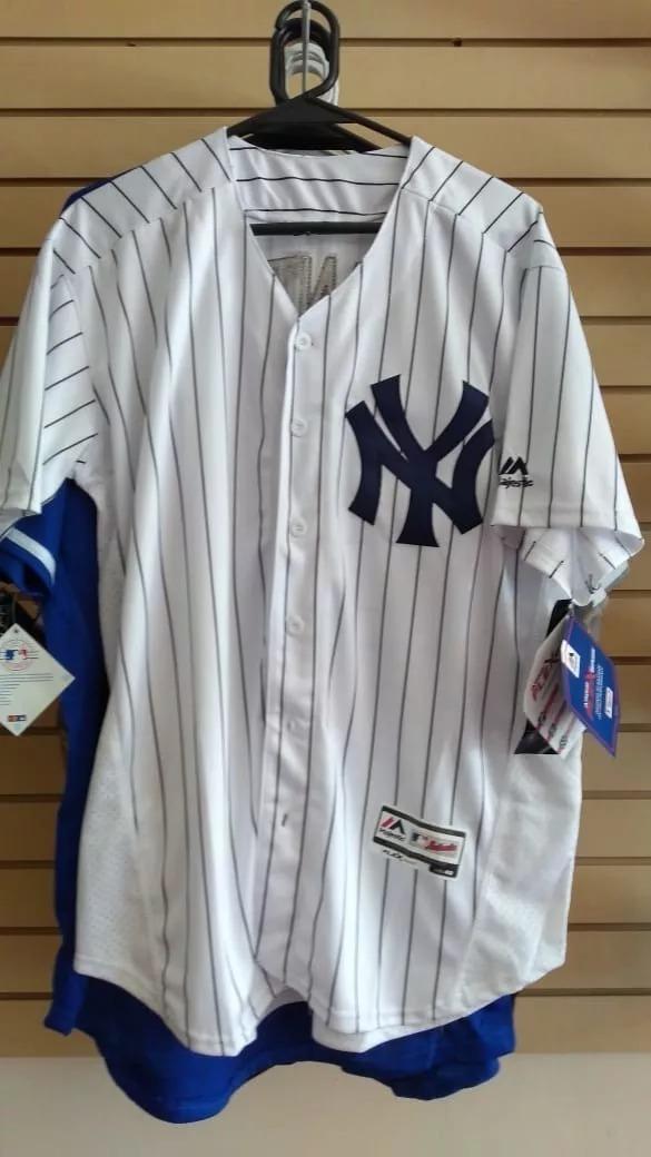 timeless design 5dd06 84591 Jersey Yankees Blanca Stanton Envio Gratis