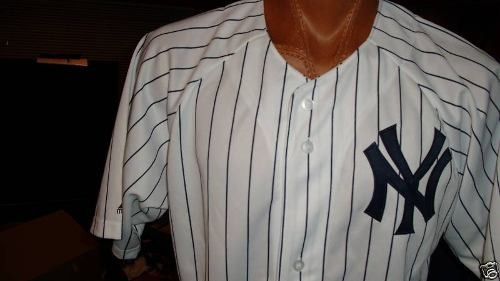 jersey yankees de nueva york derek jeter # 2 100 % original