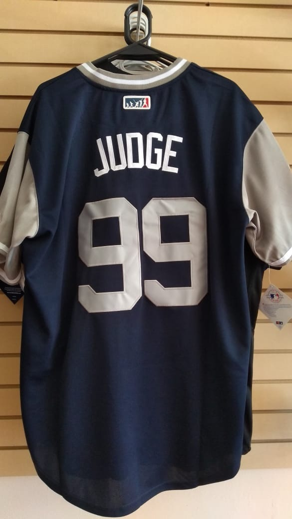 bdb885222 Jersey Yankees Player Weekend Judge Envio Gratis -   700.00 en ...