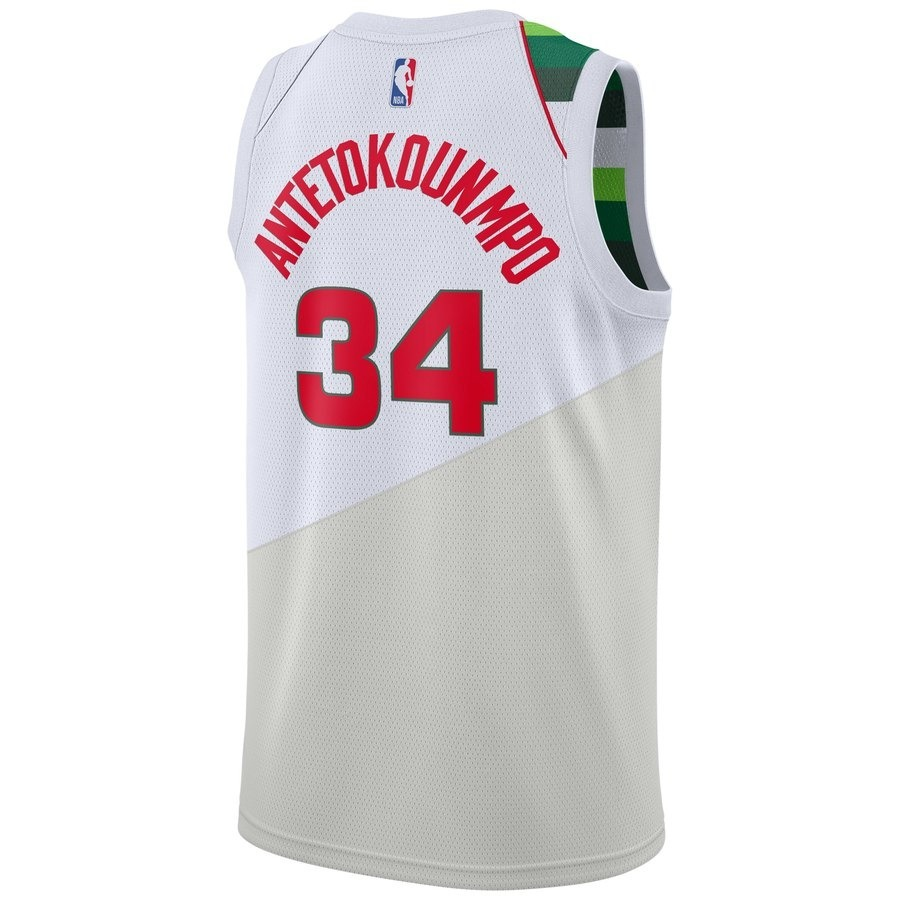 new style af418 0c43c Jersey Youth Milwaukee Bucks Giannis Antetokounmpo Nike