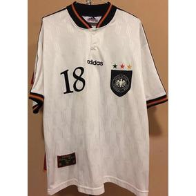 21d22299b Jersey Alemania 1996 - Jerseys de Fútbol en Mercado Libre México