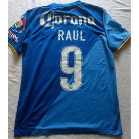 bd0143bd3f4e9 Jersey Playera Aguilas Del America Nike Bicolor Raul 9 M